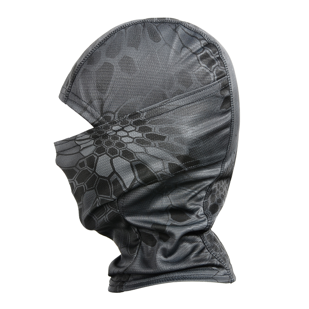 Image 3 - Sport Tactical Camouflage Balaclava Outdoor Full Face Mask Cover Bicycle Hunting Hiking Cycling Army Bike Military Liner Cap-in Scarves from Sports & Entertainment