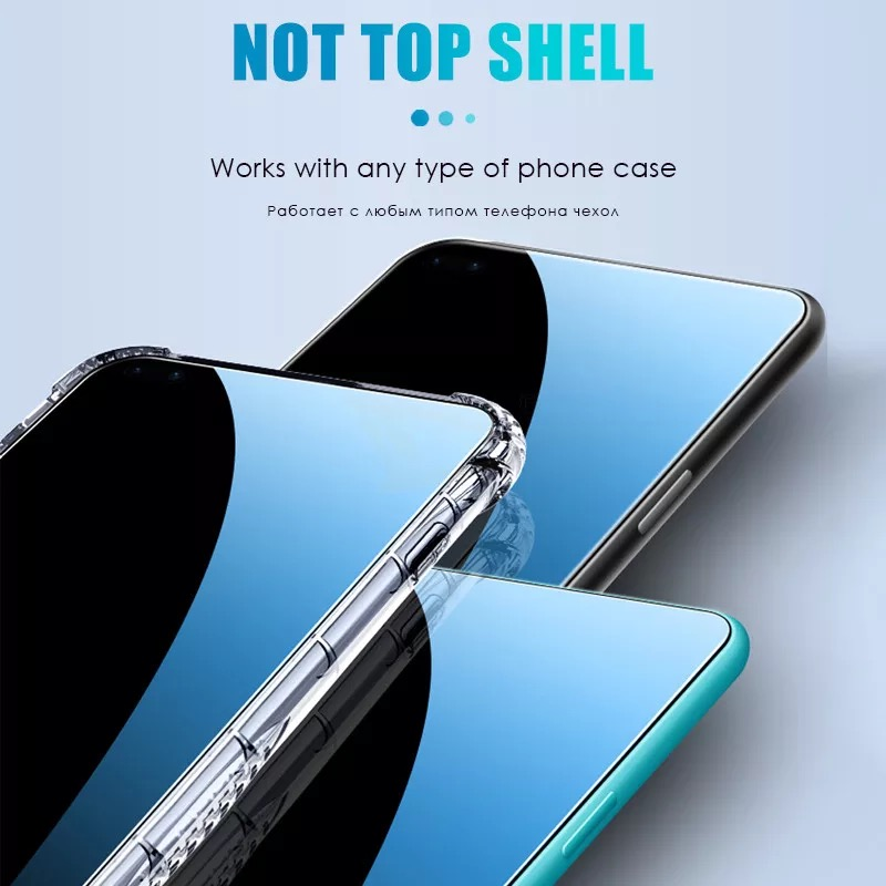 3pcs Screen Protector Hydrogel Film For Huawei Honor View 30 20 Pro 20S Protective Film For Huawei Honor 8X 9X Pro Not Glass