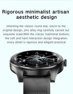 Image 3 - SENBONO Full touch S6 Smart uhr IP67 Wasserdichte männliche herz rate blutdruck Monitor Smartwatch fitness Armband