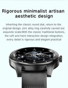 Image 3 - SENBONO كامل اللمس S6 ساعة ذكية IP67 مقاوم للماء الذكور معدل ضربات القلب ضغط الدم رصد Smartwatch سوار لياقة بدنية