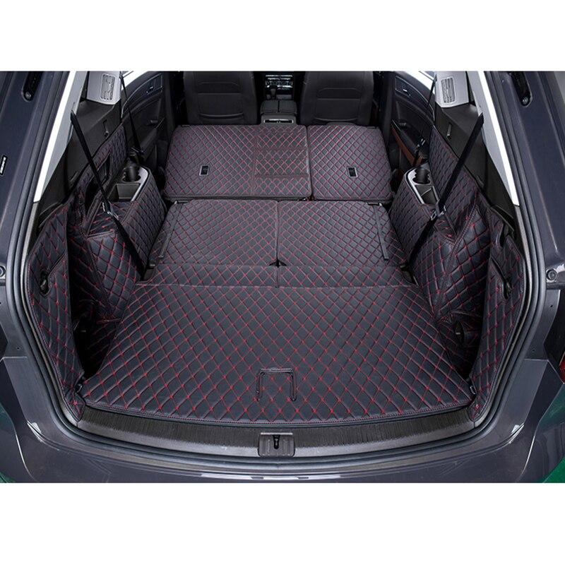 Изготовленным на заказ логосом коврик для багажника автомобиля для Land Rover все модели Range Evoque Sport Freelander Discovery на возраст 3, 4, 5, автомобильные ак