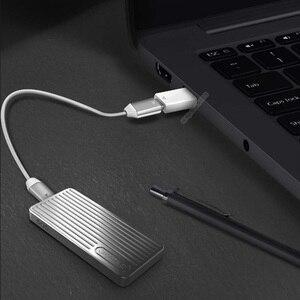 Image 4 - Портативный твердотельный накопитель Youpin Jesis, 250 ГБ, 500 Гб, 1 ТБ, Typc C, 10 дюймов, USB3.1, внешний SSD для компьютера, ноутбука, телефона