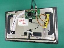 Tela de led para imac a1419 5k 2k, tela lcd para imac a1418 4k 2k placa de driver de controle de teste