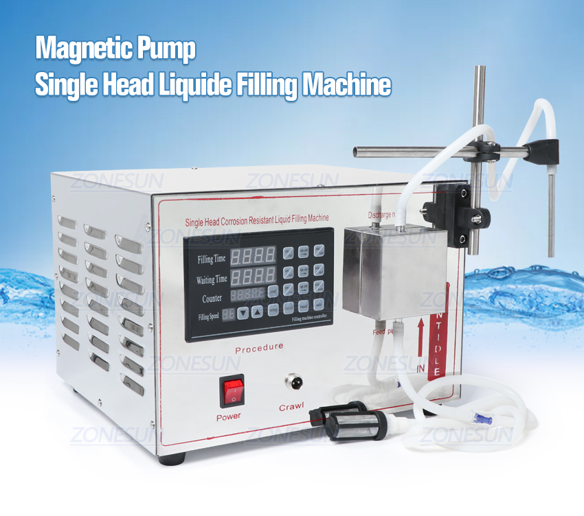 YT-L1单头液体灌装机(磁力泵)_01