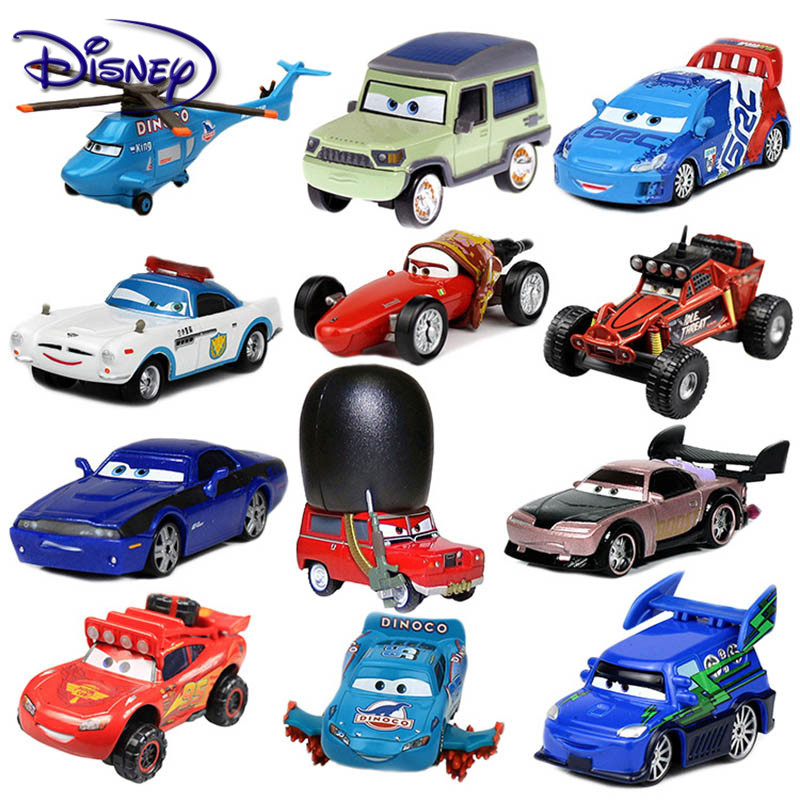 Disney Pixar Cars 3 11 Style Toys For Kids Lightning Mcqueen High Quality Plastic Cars Toys Cartoon Models Christmas Gifts