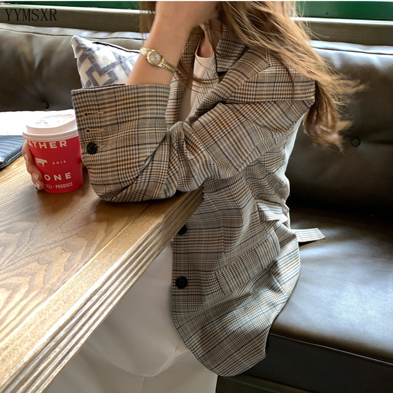 Casual women's jacket small suit women 2020 new spring and autumn ladies suit jacket High quality office jacket feminine