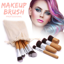 Makeup Brush Set 11Pcs Makeup Tools Professional Eye Shadow