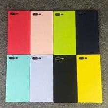 71801 силиконовый чехол для iphone 7 plus / 8 plus ультратонкая задняя крышка