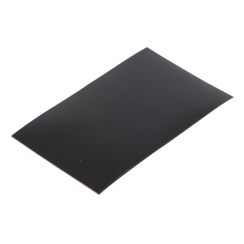 DIY 0.6mm Thickness Replacement 100x60mm Mouse Feet Mouse Skates  LX9A