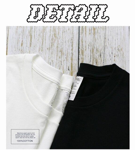 Casual T Shirt Men Anime JoJo's Bizarre Adventure Kujo Jotaro O-Neck Unisex T-shirts Short Sleeve Tops Tee Shirts 4