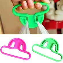 Многофункциональная сумка для покупок, вспомогательная ручка для инструмента, сумка для переноски, держатель для устройства, подвесное кольцо, расслабленная переносная машина для еды
