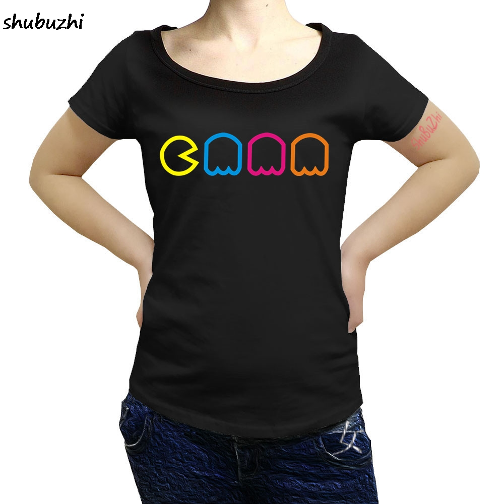 """Vintage /""""KILL PACMAN/"""" GHOSTS T SHIRT Cool Retro 70s 80s Arcade PC Video Games"""