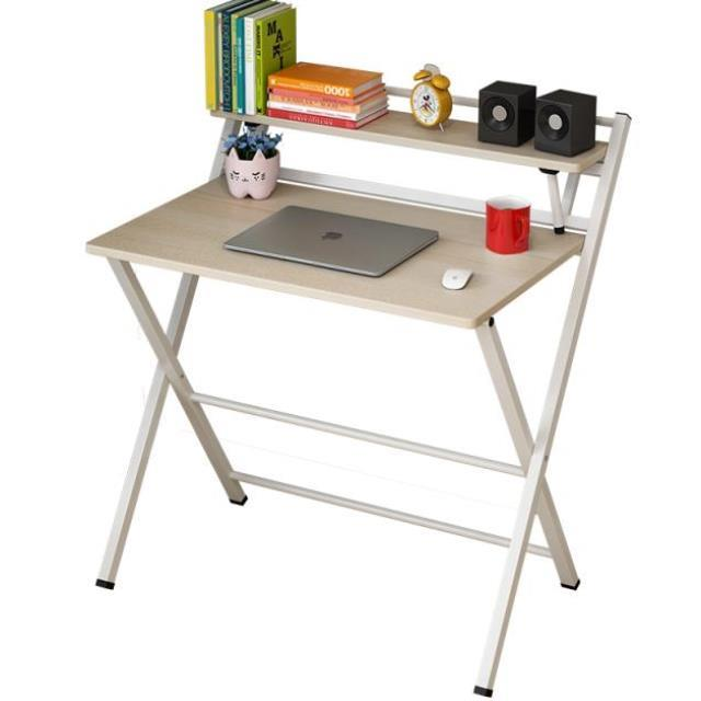 Simple Modern Folding Table Home Living Room Table Simple Small Notebook Table Portable Table