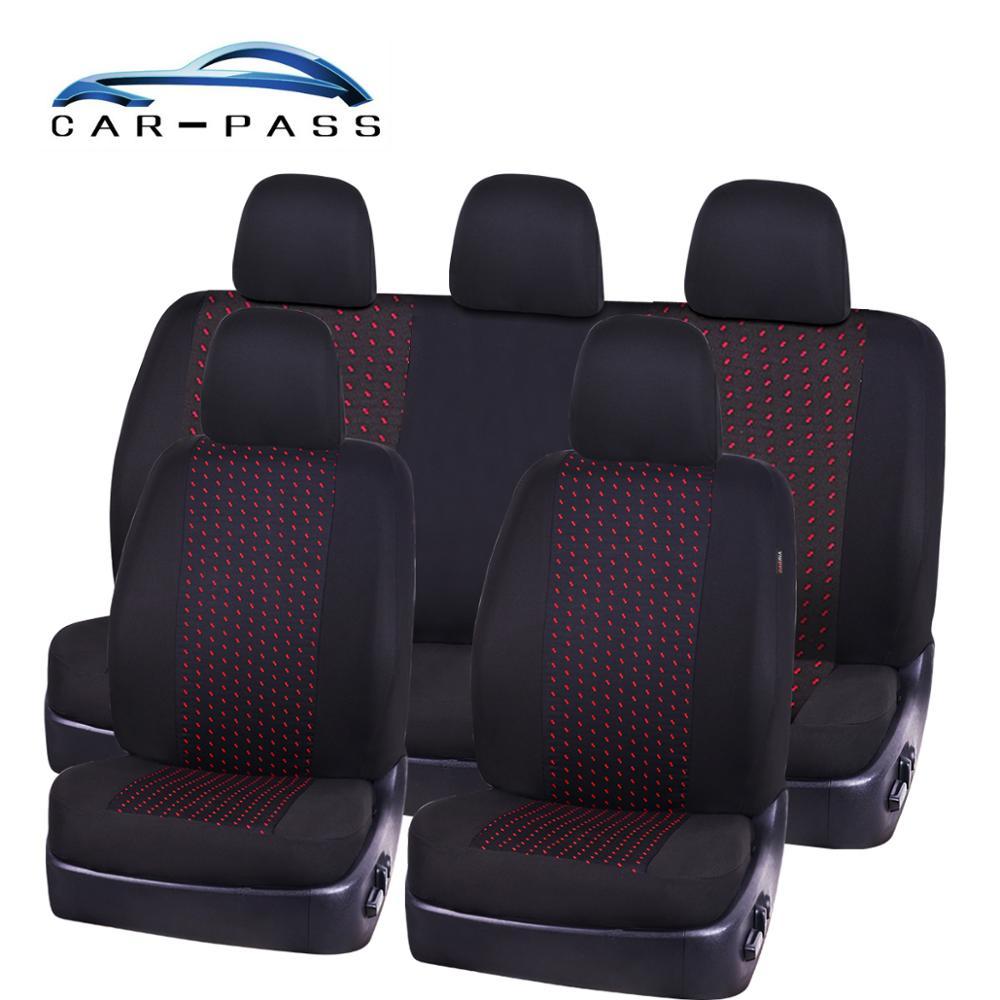 Автомобильная жаккардовая ткань 75 г черный сетчатый комплекс универсальный чехол для сиденья подходит для большинства стильных автомобильных чехлов для сидений протектор салона автомобиля|Чехлы на автомобильные сиденья|   | АлиЭкспресс