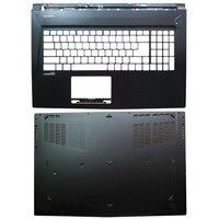 Nieuwe Originele Laptop Palmrest/Bottom Case Voor Msi GS73 GS73VR MS-17B1 MS-17B3 Black Upper Case