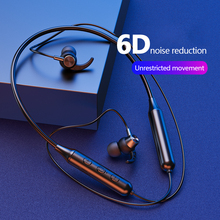 Waterproof Earbuds Headsets Earpiece Mic Bluetooth Neckband Magnetic TWS Stereo Wireless