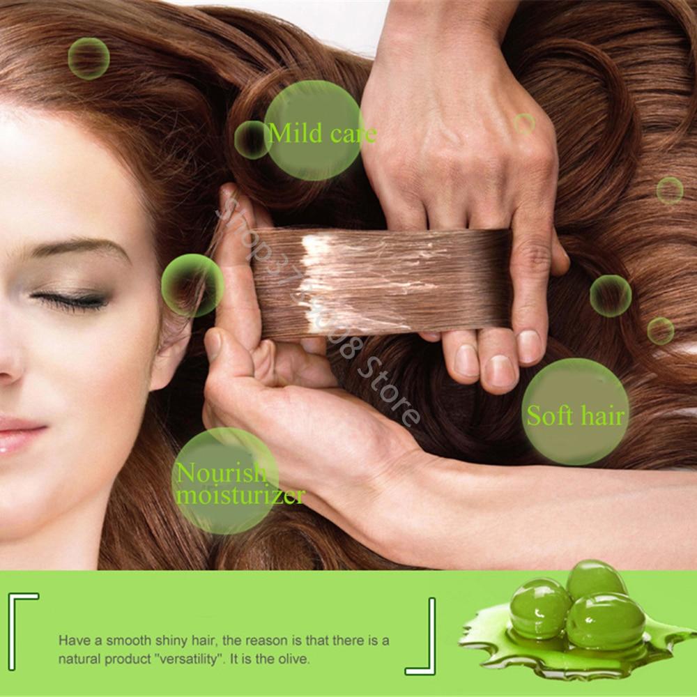 enhancer máscara de cabelo reparação frizz para cabelos danificados secos