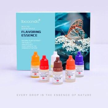 Natural Flavoring Oil For Lip Gloss 5ml Handmade Food Grade Aroma Fruit Flower Fragrance Strawberry Flavor Essence Makeup DIY