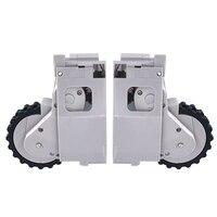 Para mi robô rodízio conjunto da roda do motor rodízio para xiao mi mi robô aspirador de pó robô peças de reparo acessórios