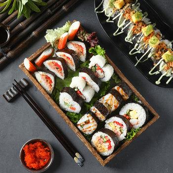 10 sztuk DIY do robienia Sushi w komplecie z nożem Sushi DIY zestaw Sushi łatwe i zabawne rolki Sushi w kształcie serca MJJ88 tanie i dobre opinie stojaki CN (pochodzenie) Ekologiczne Na stanie Other