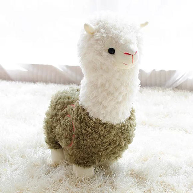 Cute Cartoon Alpaca Plush Doll Simulation Toy Soft Sheep Stuffed Animal Birthday Gifts Toys For Baby Kid Children Girl #10