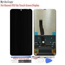 For Huawei P30 lite Touch Screen Display For Huawei NOVA 4E 6.15'' Full Screen Mobile