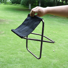 Fold-Chair Folding-Stool Fishing-Mate Lightweight Portable Outdoor Camping with Storage-Bag