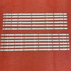 Image 1 - 12 sztuk listwa oświetleniowa LED dla 55PUS6503 55PUS7503 55PUS6162 55PUS6262 55PUS6753 55PUS7303 55PUS6703 LB55073 TPT550U1 QVN05.U