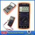 WHDZ Digitale Multimeter DT-9205A Professionele Ampèremeter Voltmeter Weerstand Capaciteit Elektrische Handheld hFE Tester AC DC LCD