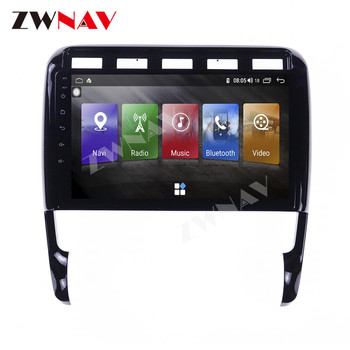 Android 10 PX6 DSP For Porsche Cayenne 2003 - 2010 GPS Navigation Car Radio Player Head Unit Multimedia Stereo Audio IPS Screen car gps navigation 10 25 inch ips screen android 8 1 px6 six core for bmw 5 series g30 2018 evo system auto multimedia player