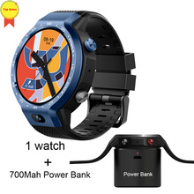 New Smartwatch Android 7 1 5MP Dual System 4G Smart Watch Phone Front Camera 600Mah Support GPS WIFI Heart Rate monitor 4G watch tanie tanio NoEnName_Null english Russian Spanish POLISH Portuguese Turkish Italian French German Korean Japanese Ukrainian Hebrew Dutch
