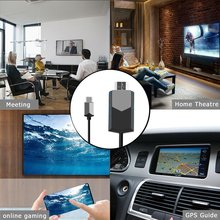 HD Type C Phone To TV HDTV Projector Video Adapter HDMI Cable for Samsung Galaxy S8 S9 S10 Plus Note 8 Note9 9 LG Macbook usb c type c to hdmi hdtv adapter cable for samsung s9 s8 note 8 macbook