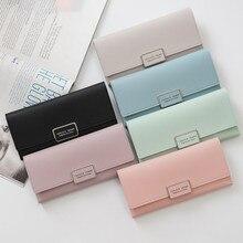 Sleeper #P501 2019 Women Wallet Small Zipper Multi Card Posi
