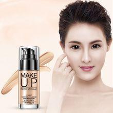 Новая основа для лица, основа для макияжа, Жидкая основа, BB крем, отбеливающий консилер, увлажняющий крем, контроль над маслом, Maquiagem