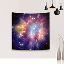 Tapestry wall hanging wall decoration Nordic Stars tapestry tablecloth home hanging picture wall hanging Printed wall tapestry halloween witch printed waterproof wall hanging tapestry