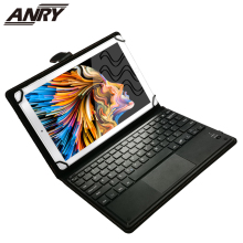 купить ANRY Tablets Android 10 inch 4G Phone Call Octa Core 4 GB+64 GB Tablet 10.1 Pc with Touch keyboard Dual SIM Card WiFi Bluetooth по цене 5338.59 рублей