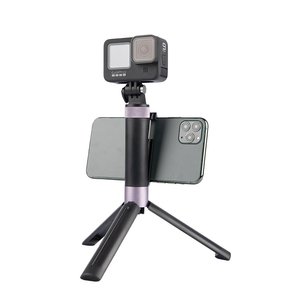 PGYTECH OSMO Pocket 2 Hand Grip & Tripod for Gopro Hero 6 5 4 Xiaomi Yi Action Camera Accessories-1