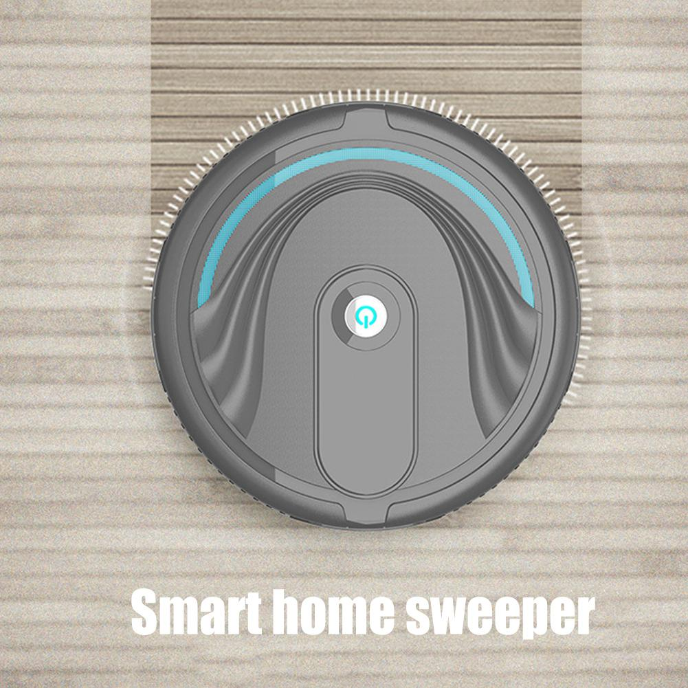 Trustful Hot Sales!!! New Arrival Home Automatic Smart Floor Cleaning Robot Sweeper Dust Remover Without Suction Wholesale Dropshipping Convenient To Cook