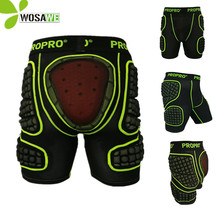 PROPRO Women Men Snowboard Shorts Hip Butt Protection Thick EVA Protective Roller Hockey Cycling Bike Moto Ski Protector