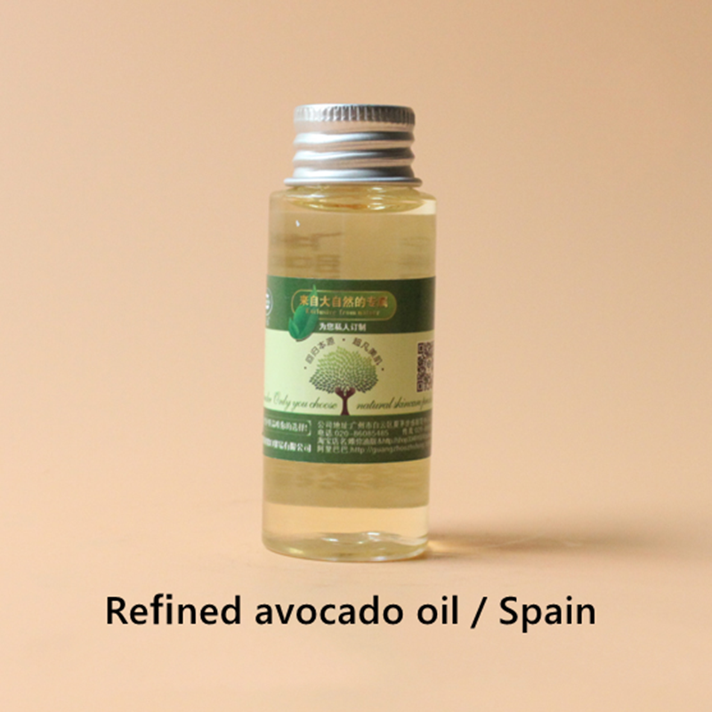 Купить с кэшбэком Avocado Oil Spain, Skin Care, Hair Care, Body Moisturizing, Body Massage, Suitable for Infants and Sensitive Skin