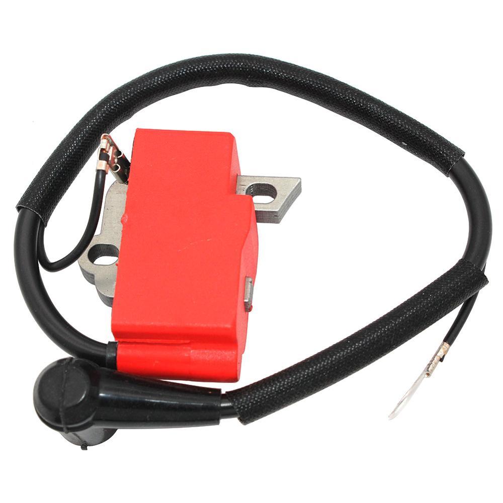 Tools : Ignition Coil  Red  for Makita DCS460 DCS500 DCS510 DCS5121 DCS5121R DSC51020 DCS51018