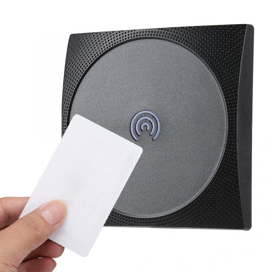 Открытый безопасности Водонепроницаемый 125 кГц WG26 RFID IC считыватель карт для системы контроля доступа