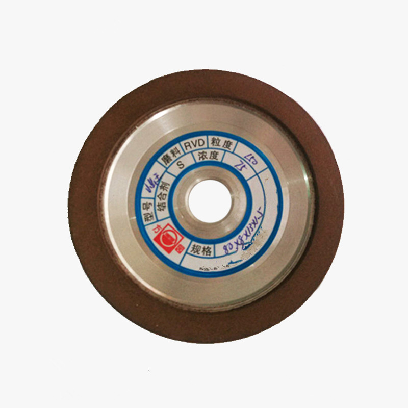 80mmDiamond Resin Bonded Grinding Wheel Cup Wheel  For Metal Tungsten Carbide