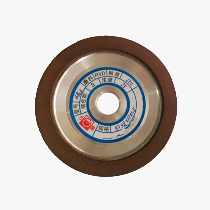 80mmDiamond Resin Bonded Grinding Wheel Cup Wheel  For Metal Tungsten Carbide