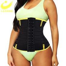 Lazawg для похудения сауна пот пояс женщин потеря веса живота
