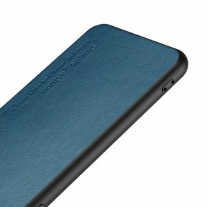 Image 5 - High end Fashion Business Phone Case For huawei Mate 30 30Pro Comprehensive Protection Pure leather phone case