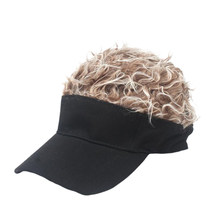Outdoor Cap Soft Cotton Wig Baseball Cap Baseball Hat Golf Cap for Fishing Hunting Travel(China)