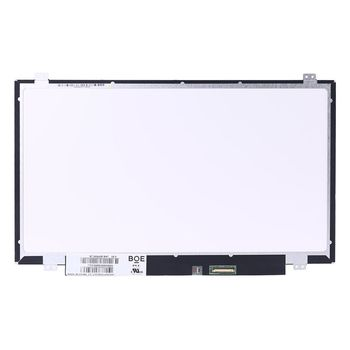 """Replacement NT140WHM-N41 14"""" LCD Display Screen with 1366x768 Resolution for Laptop Computer Panel"""