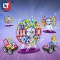 Tamanho grande bolas magnéticas 3d designer conjunto de construção modelo & brinquedo de construção ímãs blocos magnéticos brinquedos educativos para crianças