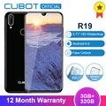 Cubot R19  Android 9 0  19:9  3 ГБ  32 ГБ  четыре ядра